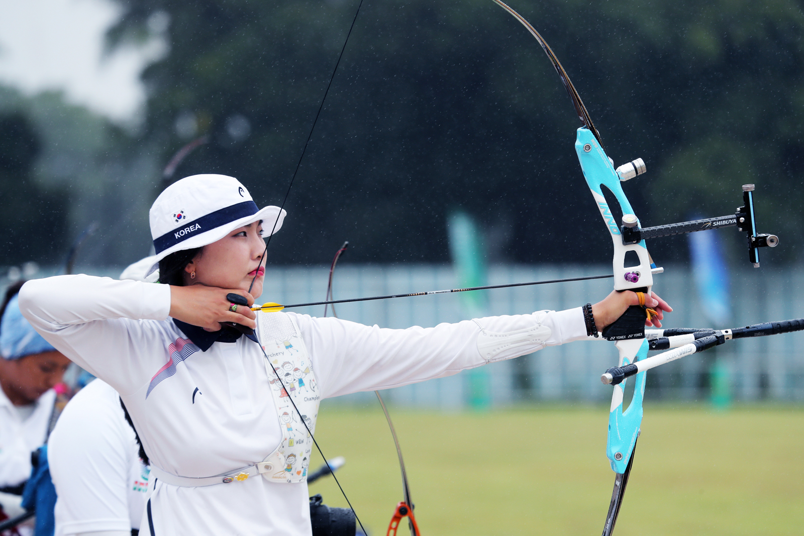 Best Bow Sights 2020 Jeon Ina scores 688 points to seed top at Tokyo 2020 Olympic test