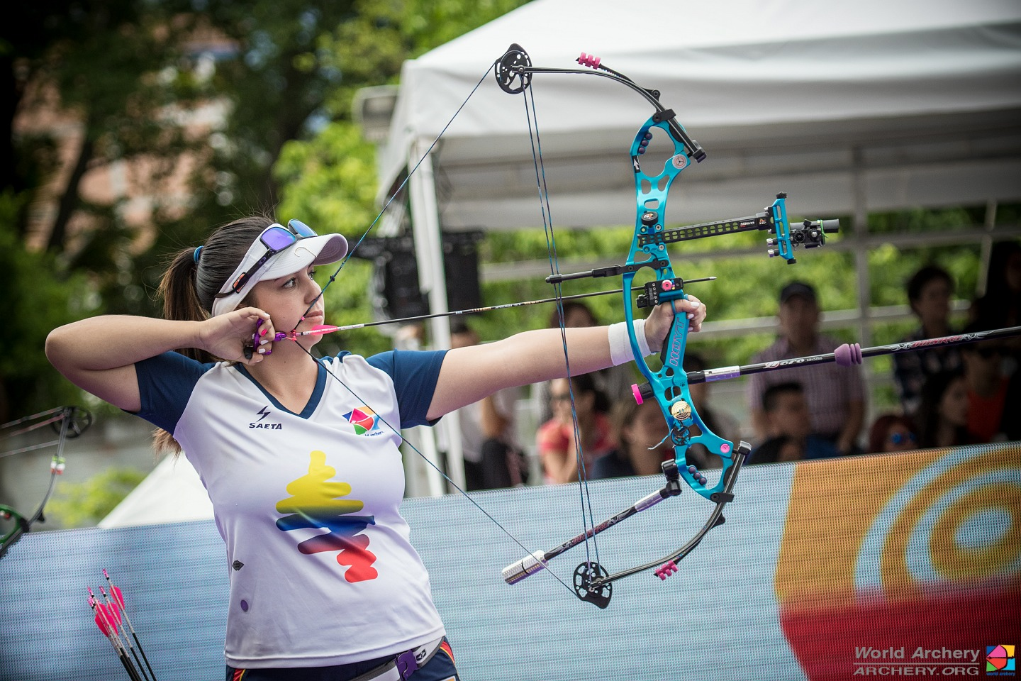 Negotiation >> Compound competition confirmed for 2019 Pan Am Games | World Archery