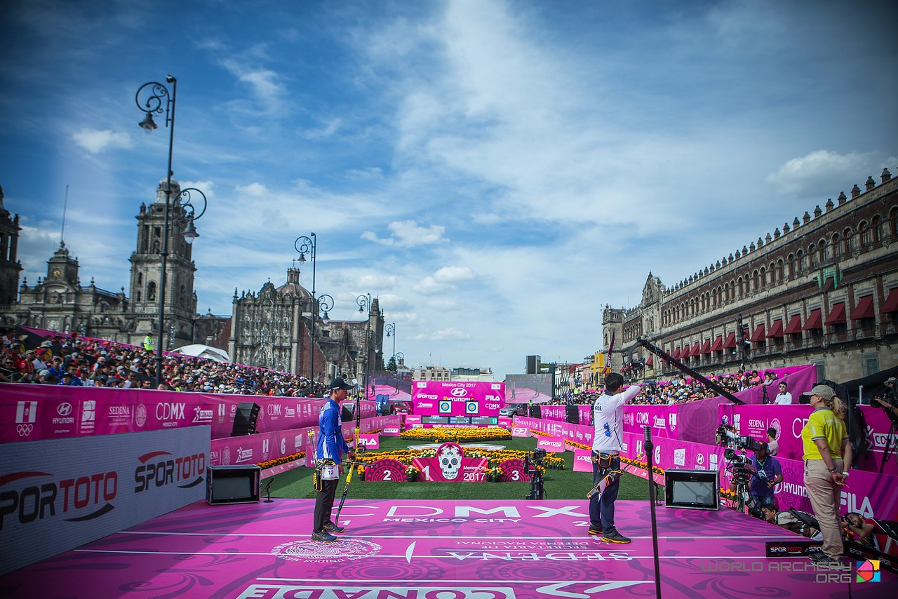 World Championships Leave Lasting Legacy For Mexico City