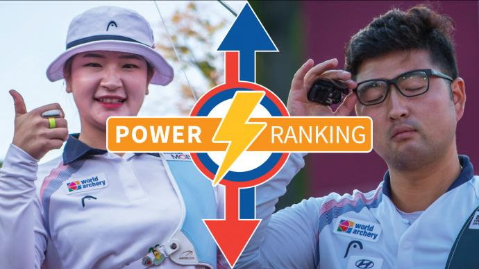 Olympic power rankings: May 2021.